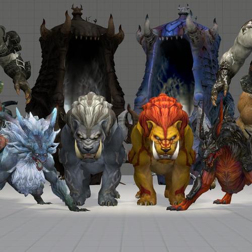 Thumbnail image for Eorzia Monster Expansion Pack (FFXIV)