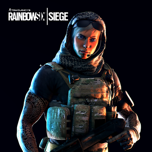 Thumbnail image for [R6S] Valkyrie - Dust line - Navy Seal