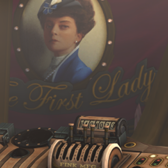 Thumbnail image for The First Lady Airship [Bioshock Infinite]