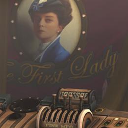 The First Lady Airship [Bioshock Infinite]