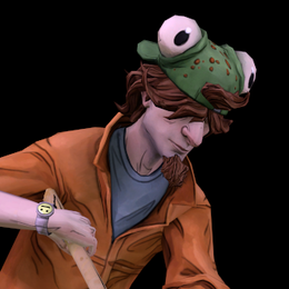 The Wolf Among Us: Flycatcher