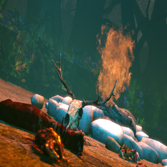 Thumbnail image for Dark Forest Scenebuild