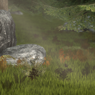 Thumbnail image for Forest Scene - Map