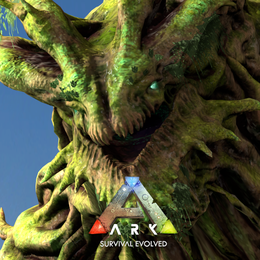 ARK:SE-Forest Titan