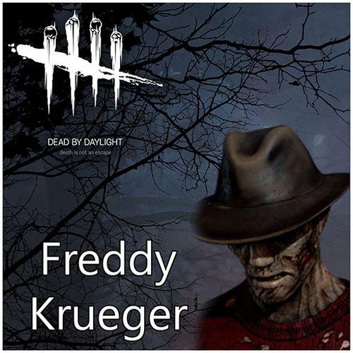 Thumbnail image for Freddy Krueger [Dead By Daylight]