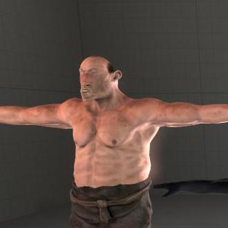 Thumbnail image for Villain model pack