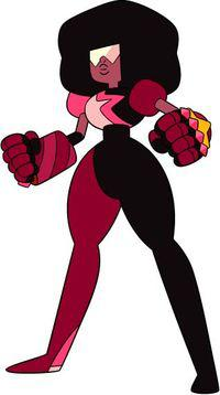 Thumbnail image for Garnet Steven Universe model