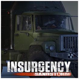 Insurgency Sandstorm GAZ 3307