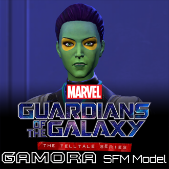 Thumbnail image for Guardians of the Galaxy - Gamora