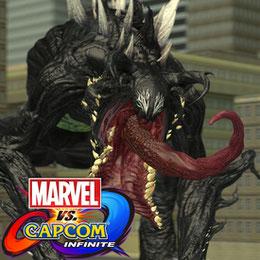 MARVEL VS. CAPCOM: INFINITE - Giant Symbiote
