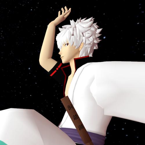 Thumbnail image for Gintama: Gintoki Sakata