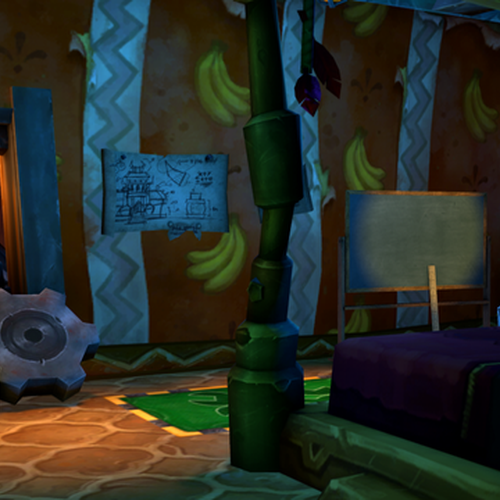 Thumbnail image for [C4D][Warcraft]Mucki's House