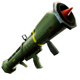 [Fortnite] Guided Missile Launcher Weapon Models