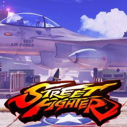 Street Fighter 5 - Air Force Base