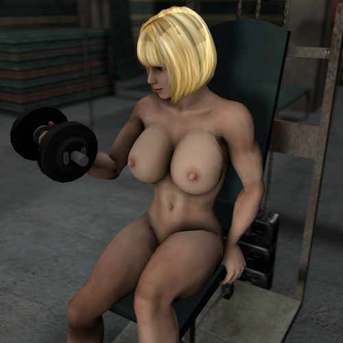Thumbnail image for PowerGirl