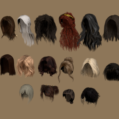Thumbnail image for Hair Styles