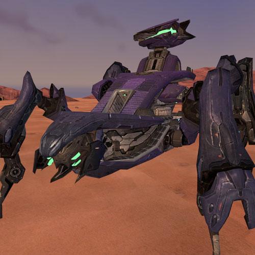 Thumbnail image for Halo 3 Scarab