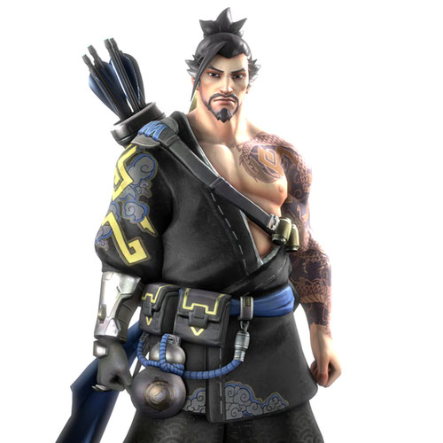 Thumbnail image for Overwatch - Hanzo