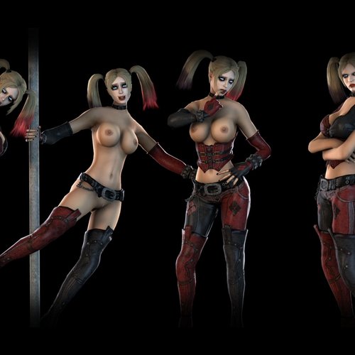 Thumbnail image for Harley Quinn Nude