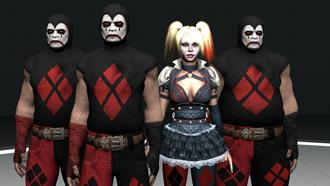 Thumbnail image for Batman: Arkham City Harley's Thugs