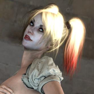 Thumbnail image for Harley Quinn Nude - Batman: Arkham Knight