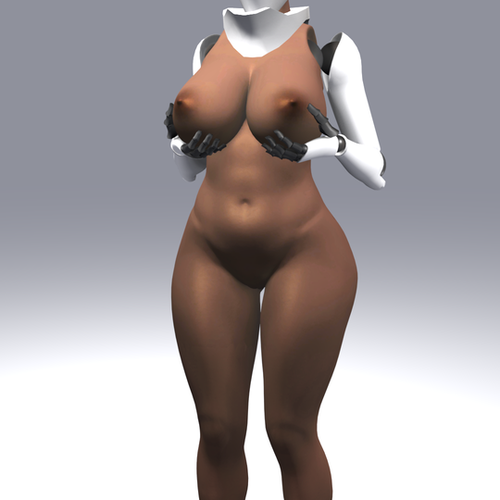 Thumbnail image for Haydee Blender model + rig