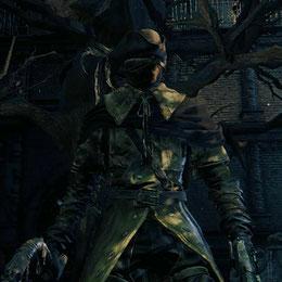 Bloodborne / Henryk