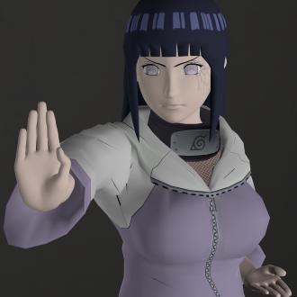 Thumbnail image for Hinata Hyuga [NARUTO]