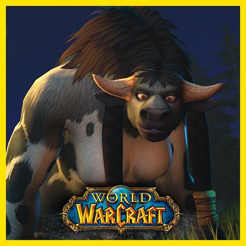 Thumbnail image for female tauren