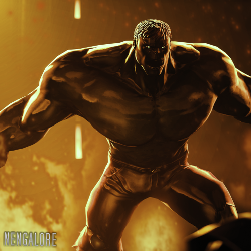 Thumbnail image for Marvel Heroes - Classic Hulk