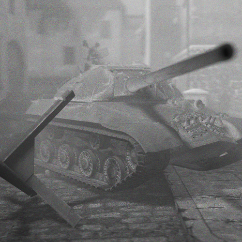 Thumbnail image for IS-3 (World of Tanks)