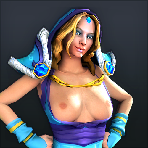 Thumbnail image for DotA 2 - Crystal Maiden