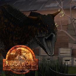 Jurassic World: Fallen Kingdom - Carnotaurus
