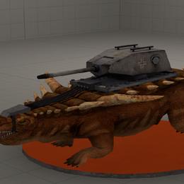 Dino D-Day - Desmatosuchus