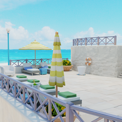 Thumbnail image for Ilios Lighthouse (Jacuzzi + Terrace)
