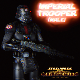 Star Wars: The Old Republic - Imperial Trooper (Male)