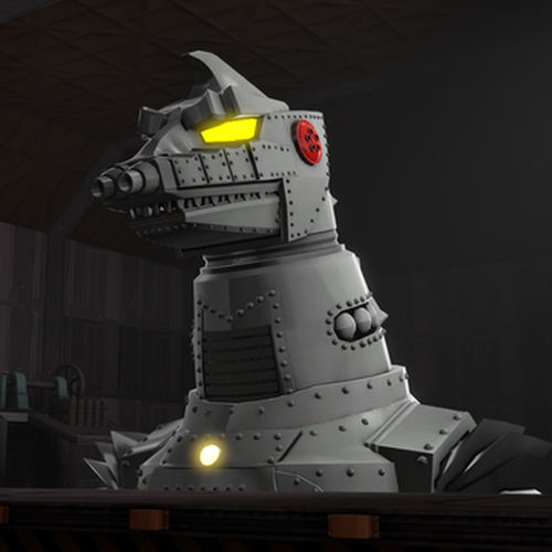 Thumbnail image for Mechagodzilla