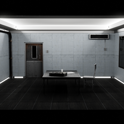 Thumbnail image for Interrogation Room