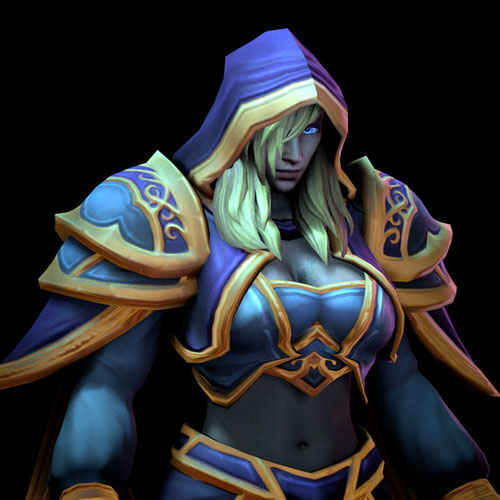Thumbnail image for Jaina Proudmoore (Heroes Of The Storm)