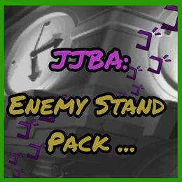 JJBA: Enemy Stand Pack