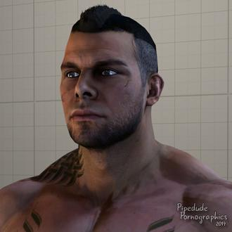 Thumbnail image for [ Model Revamp ] Nude james Vega