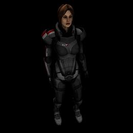 Jack N7 Armor (Mass Effect)