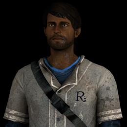 Javier Garcia (The Walking Dead Season 3)