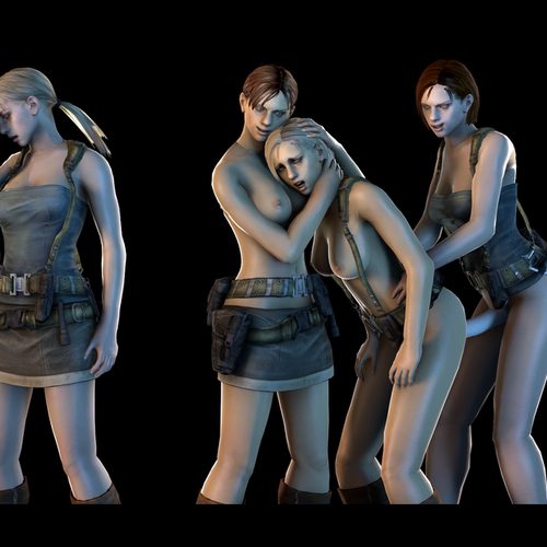 Thumbnail image for Jill Valentine - Operation: Raccoon City - Dress-Down