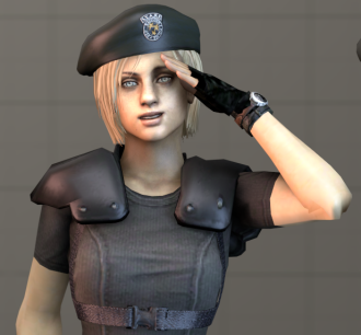 Thumbnail image for Jill Valentine - STARS Officer