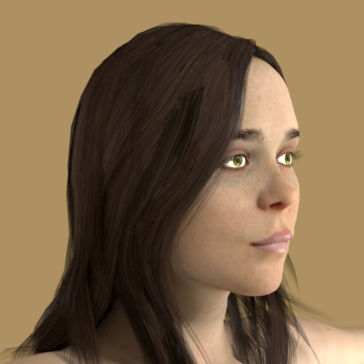 Thumbnail image for [Beyond: Two Souls] Jodie Holmes