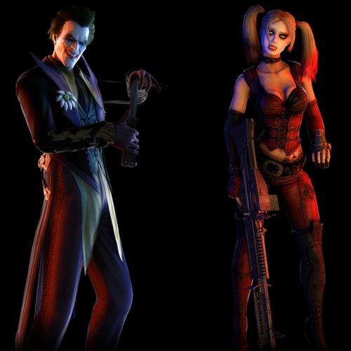 Thumbnail image for Harley Quinn & The Joker [Injustice: Gods Among Us]