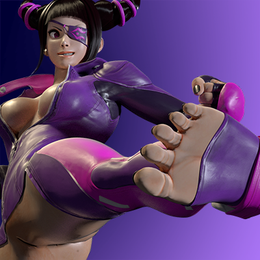 Juri - Street Fighter 5
