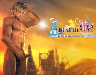 Thumbnail image for Tidus (Nude) - Final Fantasy 10