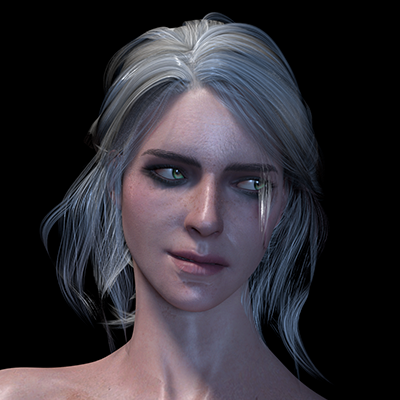 Thumbnail image for Ciri - The Witcher 3